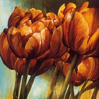 Floral Radiance I Fine-Art Print