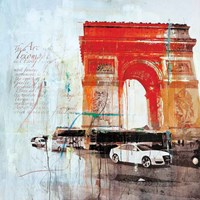 The City of Light II Fine-Art Print