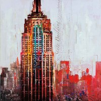 The City That Never Sleeps I Fine-Art Print