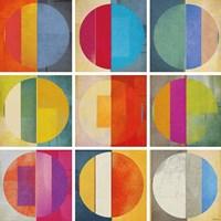Pattern Tiles I Fine-Art Print