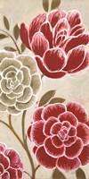 Lace Petals I Fine-Art Print