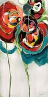 Wasabi Rose I Fine-Art Print