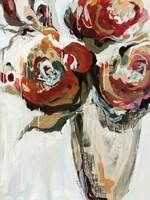 Persimmon Blooms Fine-Art Print
