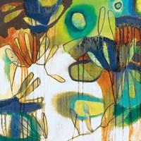 Tropical Burst I Fine-Art Print