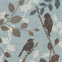 A Sparrow's Garden II Fine-Art Print