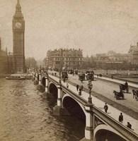 Historical London Fine-Art Print