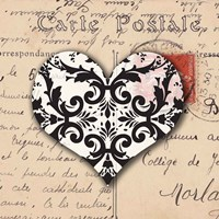 Le Coeur d'Amour IV Fine-Art Print