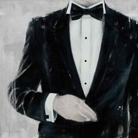 Black Tie Optional Fine-Art Print