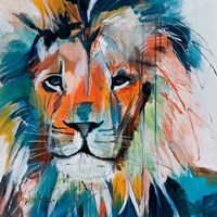 Do You Want My Lions Share Fine-Art Print