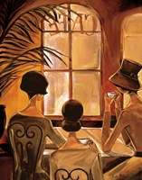 Cafe du Coin Fine-Art Print