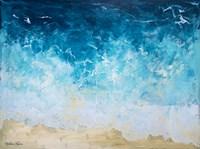 Shoreline II Fine-Art Print