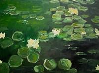 Lily Pads Fine-Art Print