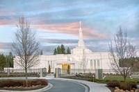 Spokane Temple Fine-Art Print