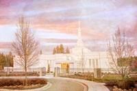 Spokane Temple II Fine-Art Print