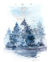 Winter Forest Fine-Art Print