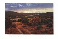 Bandera Valley Sunset Fine-Art Print