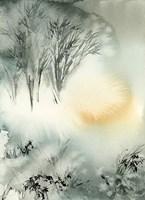 Winter Scape V Fine-Art Print