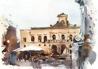 Street Scene Fine-Art Print