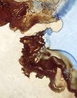 Earth Tone Abstract III Fine-Art Print