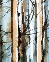 Wood Scape III Fine-Art Print