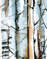 Wood Scape IV Fine-Art Print