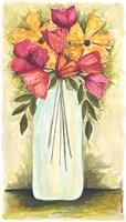 Abstract Flower I Fine-Art Print