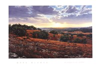 Smithson Valley Sunset Fine-Art Print