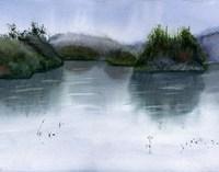 Lake Scape Fine-Art Print