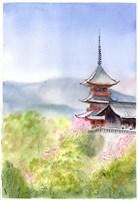 Asian Landscape I Fine-Art Print