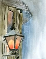 Lamppost II Fine-Art Print