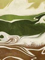 Organic Waves II Fine-Art Print