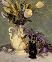 Tulips and Lavender Fine-Art Print