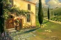 Tuscan Spring Fine-Art Print