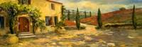Tuscan Fields Fine-Art Print