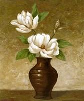 Flowering Magnolia Fine-Art Print