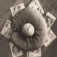 Baseball Cards Fine-Art Print