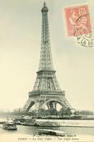Tower Stamped Fine-Art Print