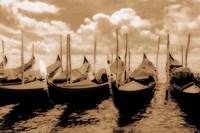 Venice Gondolas Fine-Art Print