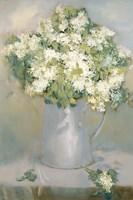 White Lilacs Fine-Art Print