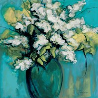 White Lilac Waltz Fine-Art Print