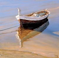 Barcas Descansando Fine-Art Print