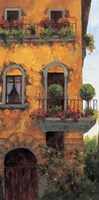 Verona Balcony II Fine-Art Print