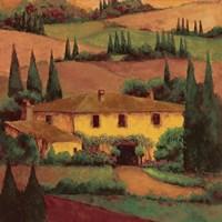 Tuscany Villa Fine-Art Print