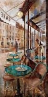 Terraza Cafe de Flore Fine-Art Print