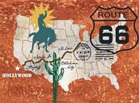 Retro Roadtrip I Fine-Art Print