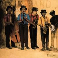 Dixie Band Fine-Art Print