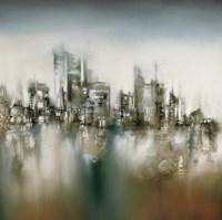 Urban Haze Fine-Art Print