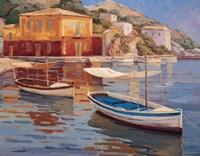 Mar Egeo Fine-Art Print