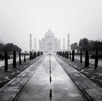 Taj Mahal - A Tribute to Beauty Fine-Art Print
