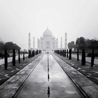 Taj Mahal - A Tribute to Beauty Fine-Art Print